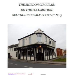 Leaflet Walk No 3 Cover