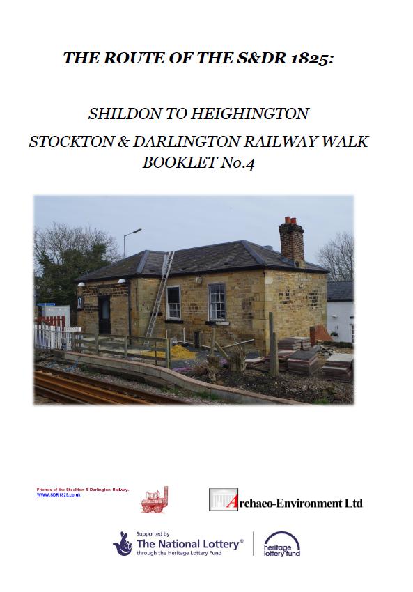 Leaflet Walk 4 Front Cover