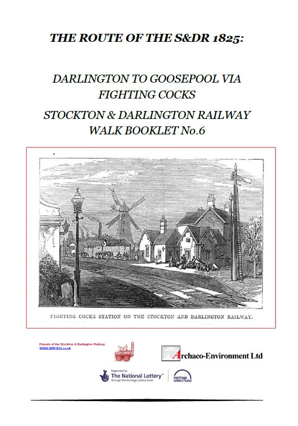 Leaflet Walk 6 SDR 1825