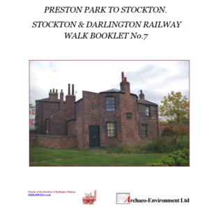 Leaflet Walk 7 SDR 1825