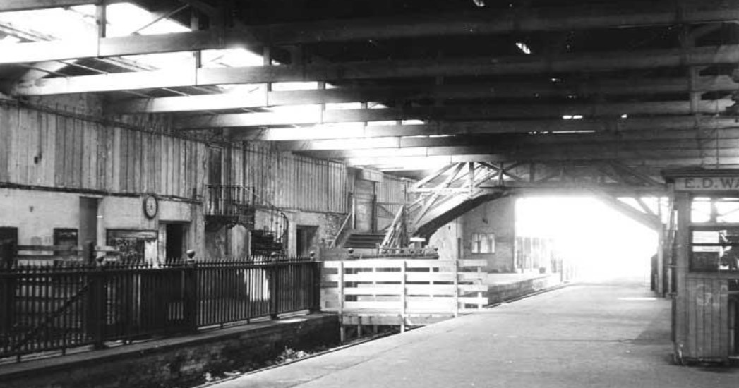 North Road Station SDR 1825