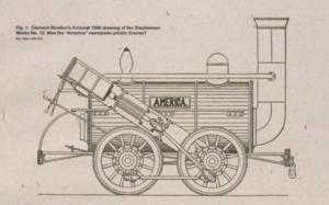 Stephenson Works No 12 America